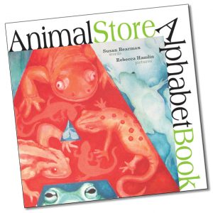 Buy the Animal Store Alphabet Book