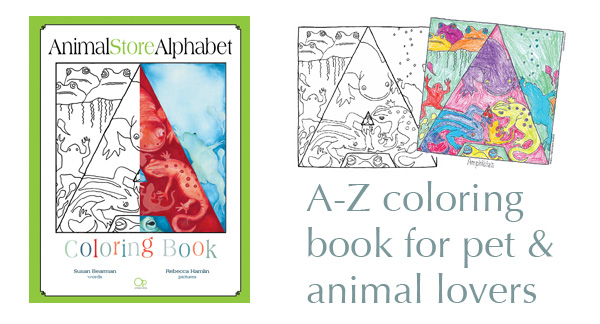 Sell slide coloring book